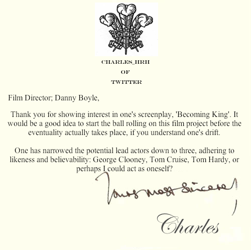 prince_charles_letters_ Danny Boyle