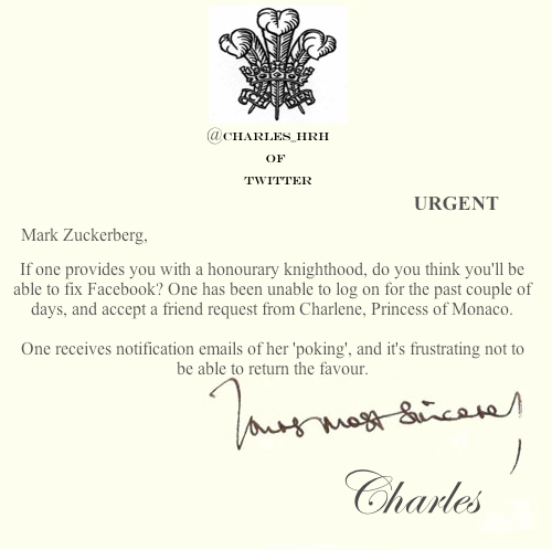 prince_charles_letters_ Mark Zuckerberg