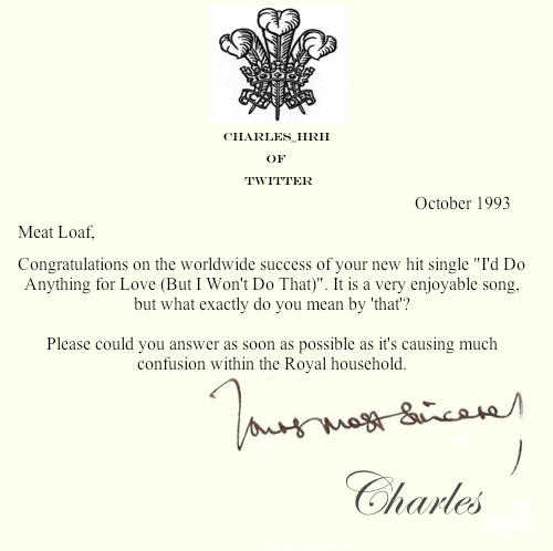 prince_charles_letters_ Meat Loaf